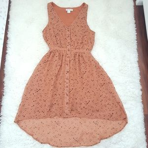 Cotton On High Low and Sleeveless Dress size XS